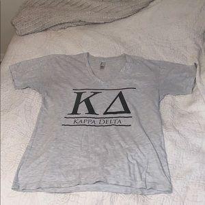 Kappa Delta V Neck